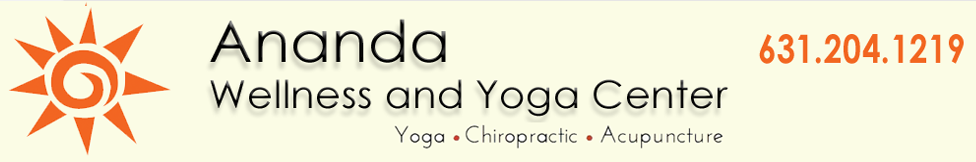 Ananda Yoga and Wellness Center - Yoga, Chiropractic, Acupuncture